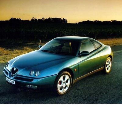 For Alfa Romeo GTV 916 (1994-2005) with Halogen Lamps