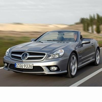 Autó izzók bi-xenon fényszóróval szerelt Mercedes SL (2008-2012)-hez