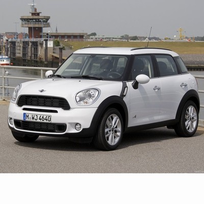 For Mini Mini Countryman after 2010 with Halogen Lamps