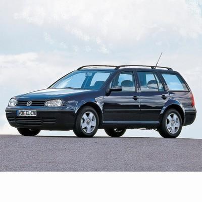 Autó izzók halogén izzóval szerelt Volkswagen Golf IV Variant (1999-2006)-hoz