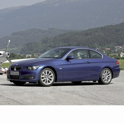 BMW 3 Coupe (E92) 2006