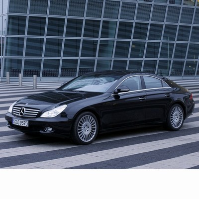 For Mercedes CLS Sedan (2004-2010) with Halogen Lamps
