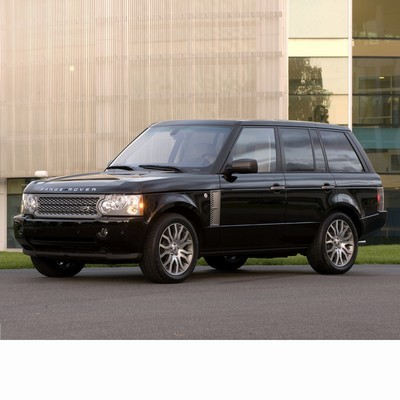 For Range Rover (2007-2010) with Halogen Lamps