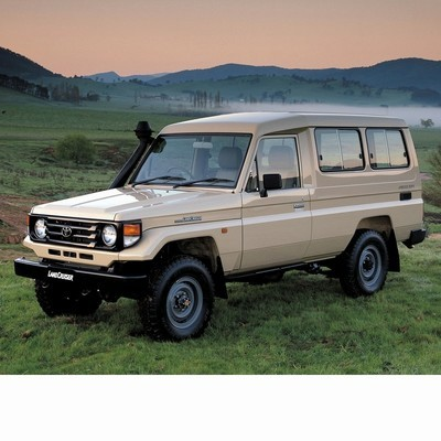 Toyota Land Cruiser (1984-1990)