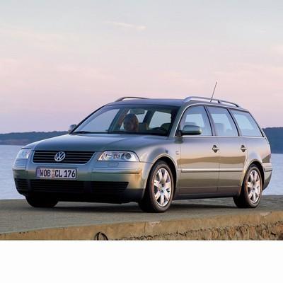 For Volkswagen Passat Variant B5 (2001-2005) with Halogen Lamps