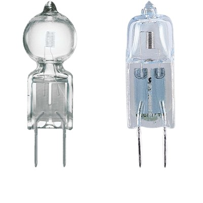 Pinned Halogen Lamps