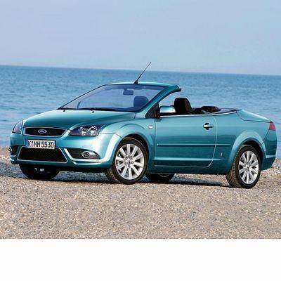 Autó izzók halogén izzóval szerelt Ford Focus Cabrio (2006-2008)-hoz