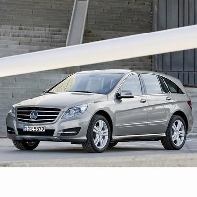 Autó izzók halogén izzóval szerelt Mercedes R (2010-2013)-hez