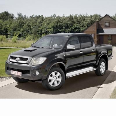 Toyota Hilux (2005-) autó izzó