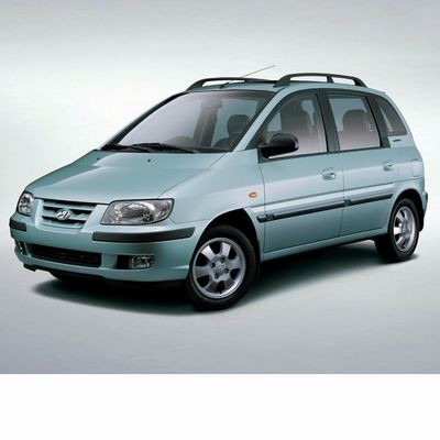 Autó izzók halogén izzóval szerelt Hyundai Matrix (2001-2010)-hoz