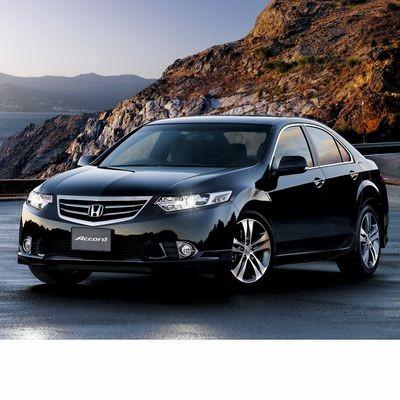 Autó izzók a 2011 utáni halogén izzóval szerelt Honda Accord-hoz