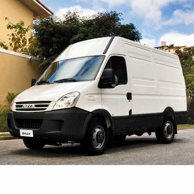 For Iveco Daily (2006-2011) with Halogen Lamps