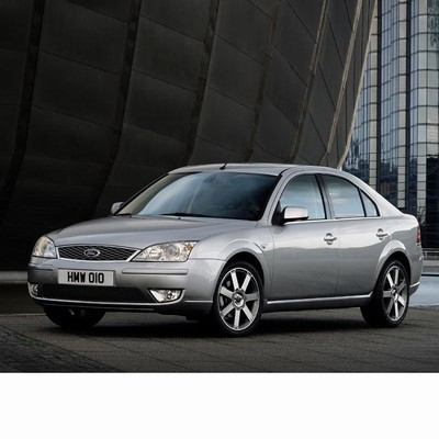For Ford Mondeo Sedan (2000-2007) with Halogen Lamps