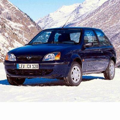 Autó izzók halogén izzóval szerelt Mazda 121 (1999-2003)-hez