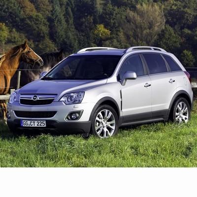 Autó izzók a 2011 utáni halogén izzóval szerelt Opel Antara-hoz