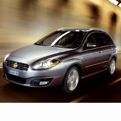 For Fiat Croma (2008-2011) with Halogen Lamps