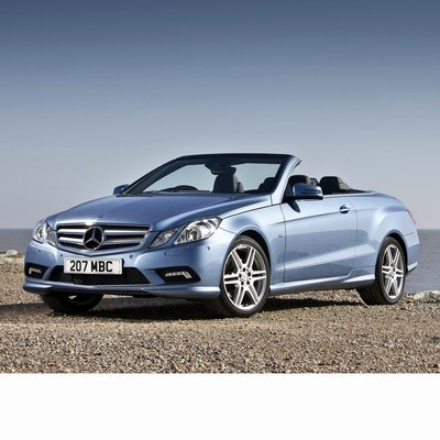 For Mercedes E Cabrio after 2010 with Halogen Lamps