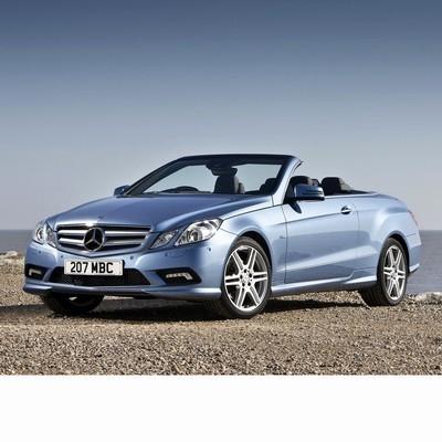Autó izzók a 2010 utáni halogén izzóval szerelt Mercedes E Cabrio-hoz