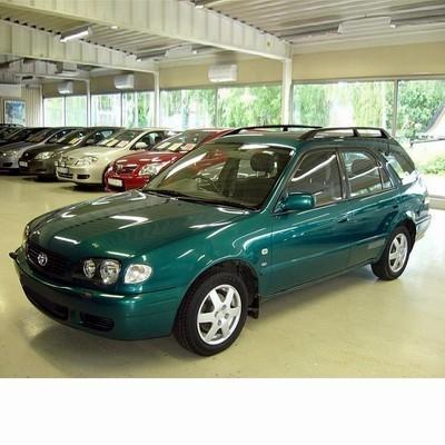Autó izzók halogén izzóval szerelt Toyota Corolla Kombi (1999-2002)-hoz