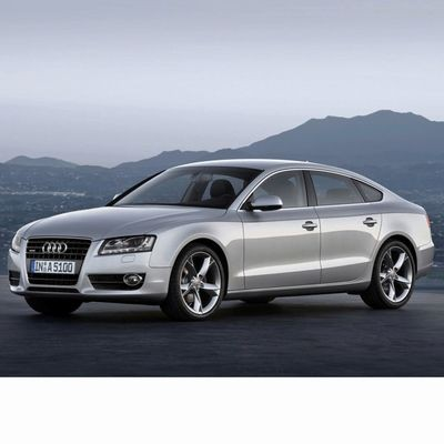 For Audi A5 Sportbacks (2007-2012) with Halogen Lamps