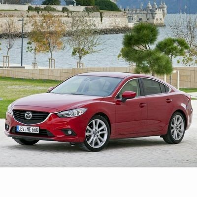 For Mazda 6 Sedan after 2013 with Bi-Xenon Lamps
