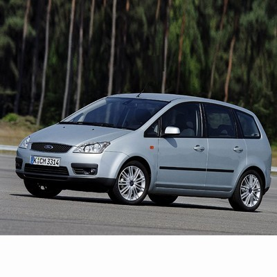 For Ford C-Max (2003-2010) with Halogen Lamps