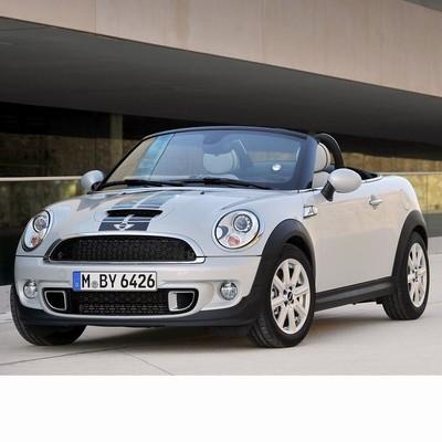 Autó izzók a 2011 utáni halogén izzóval szerelt Mini Mini Cabrio-hoz