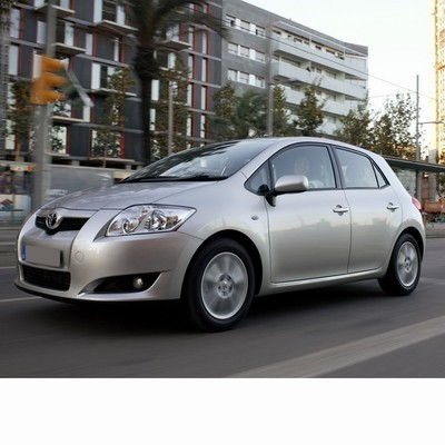 For Toyota Auris (2007-2009) with Halogen Lamps