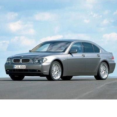Autó izzók xenon izzóval szerelt BMW 7 (2001-2005)-hez