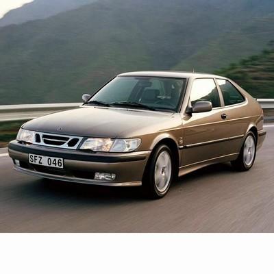Autó izzók halogén izzóval szerelt Saab 9-3 (1998-2002)-hoz
