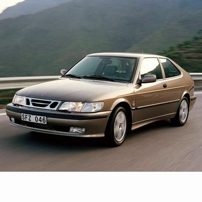 For Saab 9-3 (1998-2002) with Halogen Lamps
