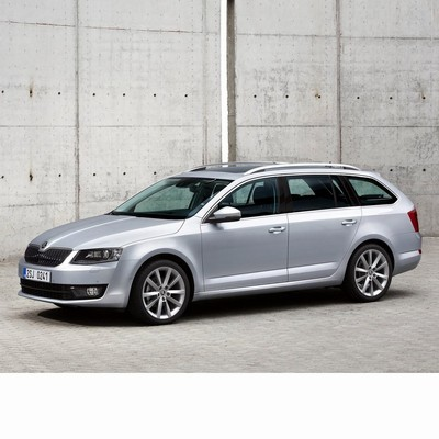 For Skoda Octavia Kombi after 2013 with Halogen Lamps