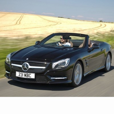 For Mercedes SL after 2012 with Bi-Xenon Lamps