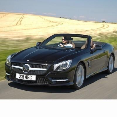 Autó izzók a 2012 utáni bi-xenon fényszóróval szerelt Mercedes SL-hez