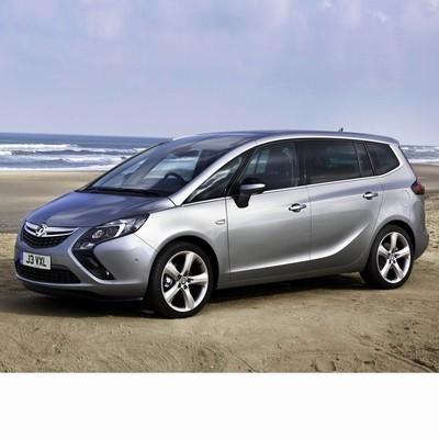 Autó izzók a 2011 utáni halogén izzóval szerelt Opel Zafira-hoz