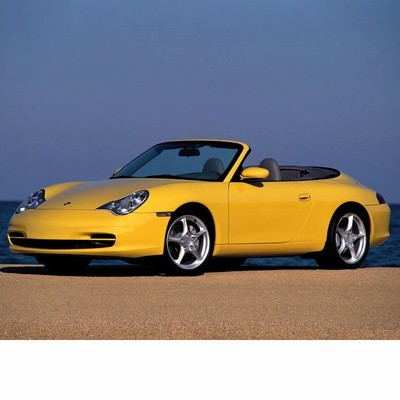 For Porsche 911 Cabrio (1998-2001) with Halogen Lamps