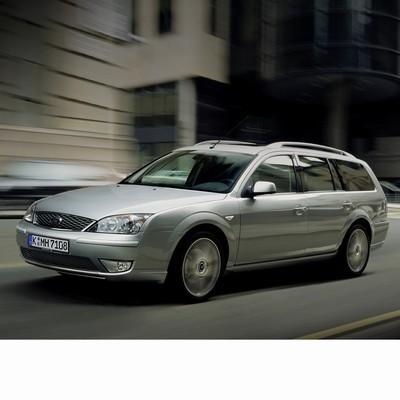 Autó izzók xenon izzóval szerelt Ford Mondeo Kombi (2000-2007)-hoz