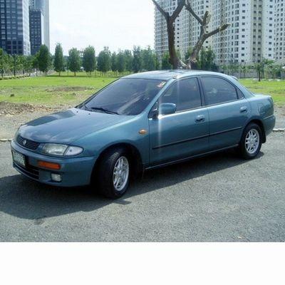 Mazda 323 (1994-1998) autó izzó