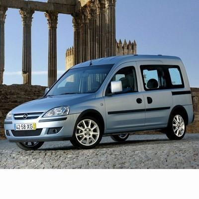 Autó izzók halogén izzóval szerelt Opel Combo (2005-2011)-hoz