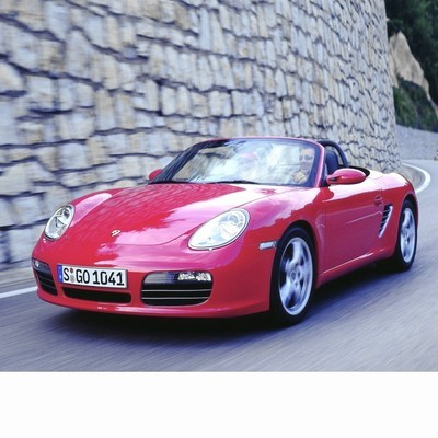 For Porsche Boxster (2005-2008) with Halogen Lamps