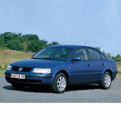 For Volkswagen Passat B5 (1996-2001) with Halogen Lamps