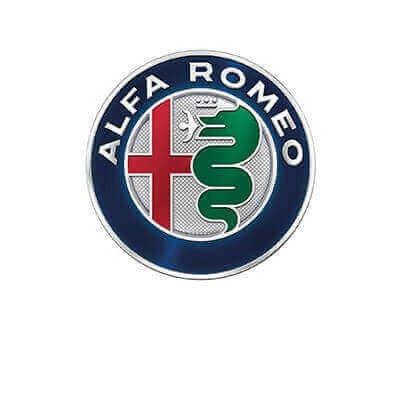 Alfa Romeo autó izzó