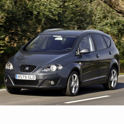 For Seat Altea XL after 2009 with Halogen Lamps