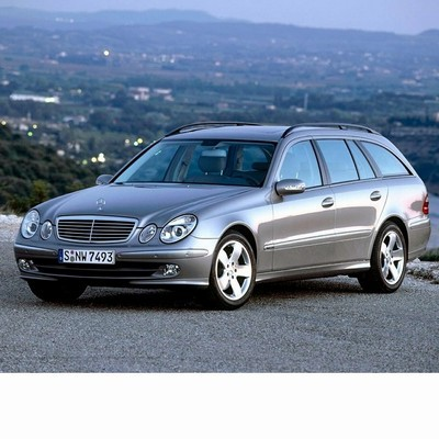 For Mercedes E Kombi (2003-2009) with Halogen Lamps