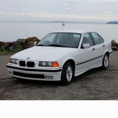 Autó izzók halogén izzóval szerelt BMW 3 (1990-1994)-hoz