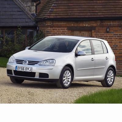 For Volkswagen Golf V (2004-2009) with Halogen Lamps