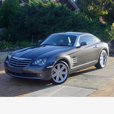 For Chrysler Crossfire (2003-2007) with Halogen Lamps