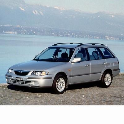 Autó izzók halogén izzóval szerelt Mazda 626 Kombi (1997-2002)-hoz