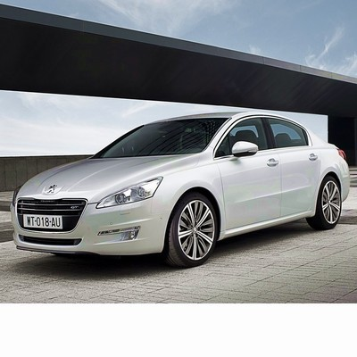 For Peugeot 508 after 2010 with Bi-Xenon Lamps