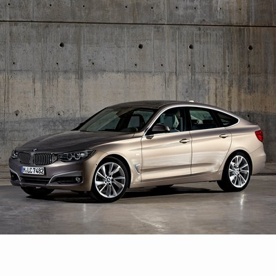 BMW 3 GT (F34) 2013